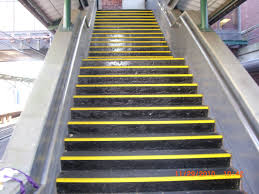 Laminate Flooring On Stairs Slippery How To Make Stairs Non Slip Prevent Injuries U0026 Liability Youtube