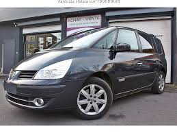 siege espace 4 occasion renault espace 4 angers occasion ouest auto