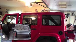 jeep wrangler top removal 2012 jeep wrangler review part 3 top removal attempt hd