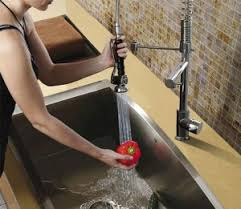 industrial kitchen faucets stainless steel a guide to kitchen faucets for fast kitchen facelift to fit any