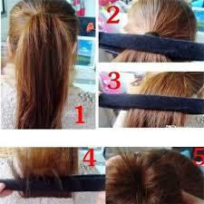 hair bun magic diy hair bun maker 40 the bargain deals shop