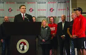 john david wicker named as sdsu u0027s athletic director u2013 the daily aztec