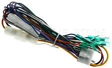 clarion car audio and video wire harnesses ebay