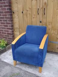Armchair Club Armchair Club Chair Retro Vintage Velvet Lounge