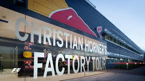 ferrari factory sky view f1 exclusive christian horner u0027s red bull factory tour youtube