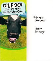 cow greeting cards cow birthday card alanarasbach