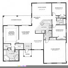 24x24 floor plans small house plan emerson rear elevation one