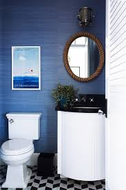 nautical bathroom mirrors nod to nautical bathroom what works as nautical home decor in your bathroom home conceptor