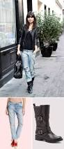 biker boots fashion 15 ways to pair boots with your favorite pair of jeans brit co