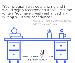 Resume Writing Course Online by Resume Writing Academy Home
