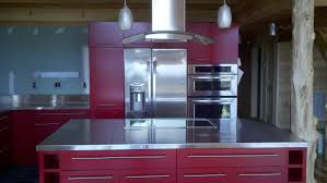 Blue Countertop Kitchen Ideas 15 Kitchen Designs With Stainless Steel Countertops 2118