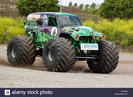 grave digger monster trucks monster jam world champion john seasock with u0027grave digger u0027 the
