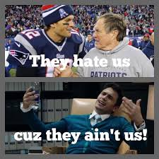 Patriots Broncos Meme - they hate us cuz they ain t us pre super bowl patriots memes