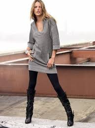 14 best sweater dress and boots images on pinterest sweater