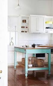 painted islands for kitchens best 25 painted kitchen island ideas on painted