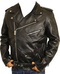 motorcycle biker jacket bonus men u0027s biker jacket black genuine leather at amazon men u0027s