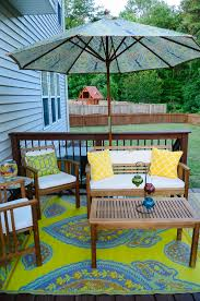 World Market Outdoor Chairs by Deck Orating The Mini Deck Makeover Still Being Molly