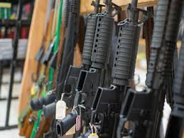 Shopamerica by Gun Owners In America Now Have Eight Weapons On Average Double