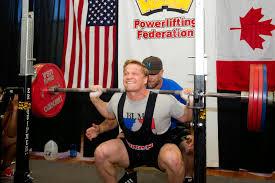 mountain man strength so i did a powerlifting meet 100 raw