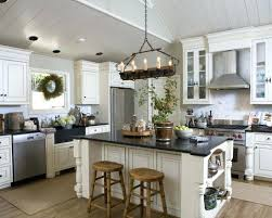 traditional kitchens with islands kitchens with islands traditional white kitchen dining island open