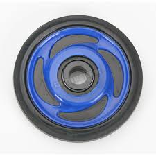 parts unlimited indy blue idler wheel w bearing 4702 0041