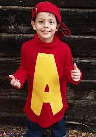 alvin chipmunks costume