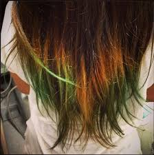 hair coulor 2015 30 ways to add funky colors to your hair pretty designs
