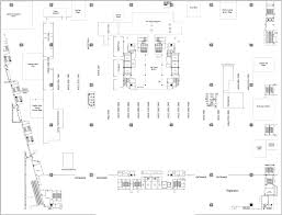 Mission San Jose Floor Plan by Exhibitor Floor Plan
