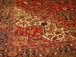 Antique Heriz Rug Semi Antique Heriz Rug