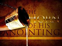 anointing horn horn for anointing