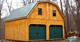 pine board batten garages rustic garages horizon structures our garages are also available in a pine board and batten siding just like our horse barns