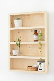 Bathroom Storage Shelf Diy Bathroom Storage Shelf Burkatron