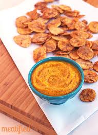 savory pumpkin dip meatified