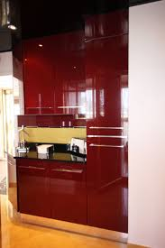 meuble cuisine laqué comment nettoyer une cuisine laque top meuble cuisine polymere ou