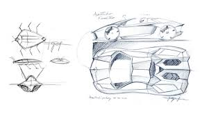 lamborghini sketch side view the car lovers 200 mph windburn three quarters of a bugatti