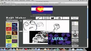 Meme Comics Maker - how to use rage maker how to make rage comics youtube