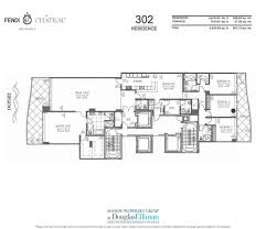 chateau floor plans fendi chateau residences floor plans luxury oceanfront
