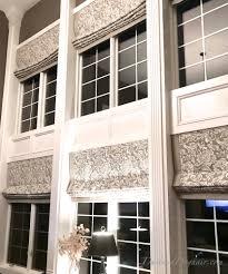 diy roman shades for oversized windows u2013 dustanddoghair com
