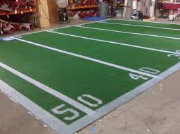 Football Field Area Rug Custom Football Field Carpet Logo Carpets Pinterest Custom