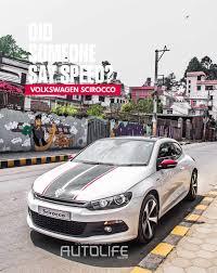 volkswagen scirocco 2016 volkswagen scirocco gts review test drive autolife nepal