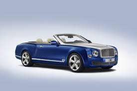 bentley 2017 convertible exclusive u0027 doesn u0027t begin to describe the bentley mulsanne grand