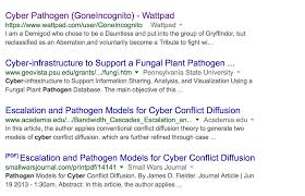 on dormant cyber pathogens and unicorns zdziarski s of things