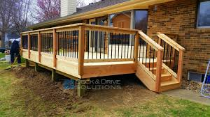 our work des moines deck builder deck and drive solutions part 5