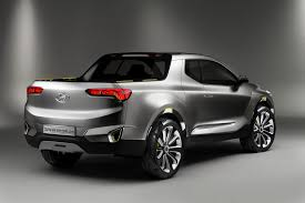 volkswagen truck concept hyundai won u0027t confirm santa cruz production two years after concept