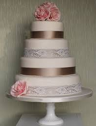 wedding cake ribbon ribbon wedding cake wedding corners