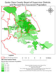 san jose district map reports food availability in santa clara county and focus groups