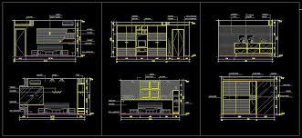 master room design template cad drawings download cad blocks
