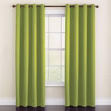 edison blackout grommet curtain energy savers brylanehome