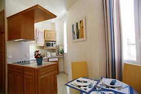 location cuisine cannes studio apartment rental air conditioning