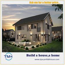 Prefab House by Tianpuan Metal Homes Steel Frame Homes High Quality Odm U0026 Oem Are